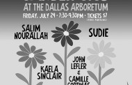 Local artists featured at Dallas Arboretum July 24