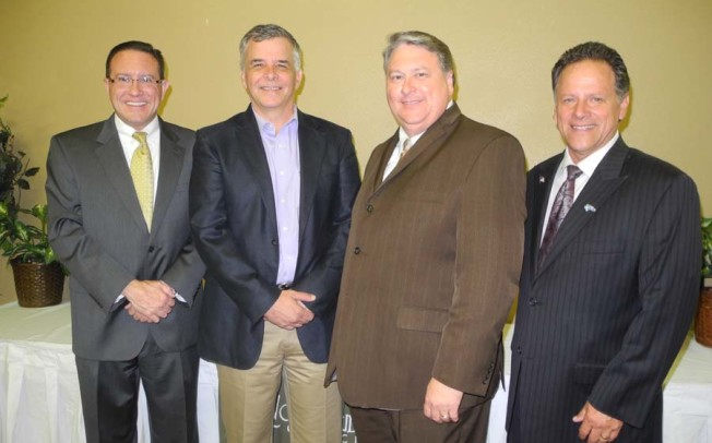 Mayoral luncheon highlights economic development