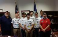Legion Day at TX Boys State