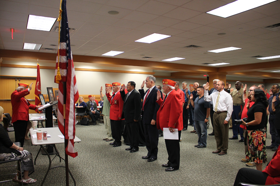 Marine Corps League founded in Collin County