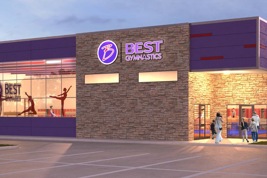Gymnastics facility, Denny's approved by council