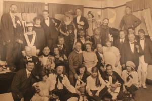 Murphy's Lee and Nelle Turney were members of a theater group back in 1924.