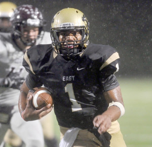 Roosevelt Joubert/Murphy Monitor Junior quarterback Miklo Smalls guided the Panthers back into the postseason in 2015, and his play was recognized by the 6-6A coaches, who named him the district's Offensive Player of the Year. He was one of 14 Panthers who earned All-District recognition.