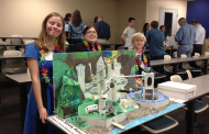 'Future City' plans in student hands
