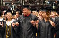 2016 PESH graduates sing, celebrate