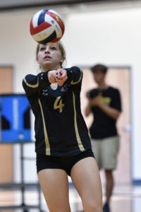 Roosevelt Joubert/C&SMedia Plano East's Channing McCurdy will be part of a veteran Lady Panther squad.