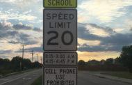 School zones in effect Aug. 22