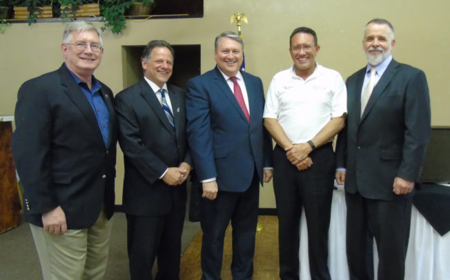 Mayors gather to celebrate successes