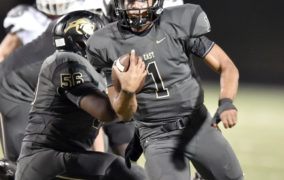 Pirates pelted in district opener; Guyer awaits