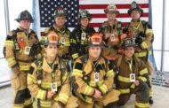 Never forget: Murphy firefighters show respect for fallen
