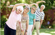 Community is key to active aging