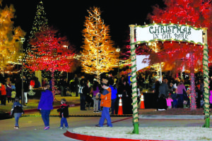 Christmas in the Park will offer many of the same fun activities as last year.