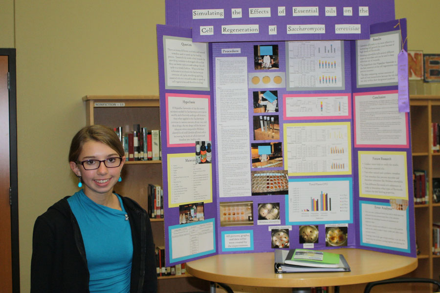 Science Fair success at MHS