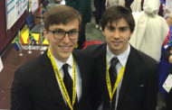 GENIUS brothers earn a gold medal