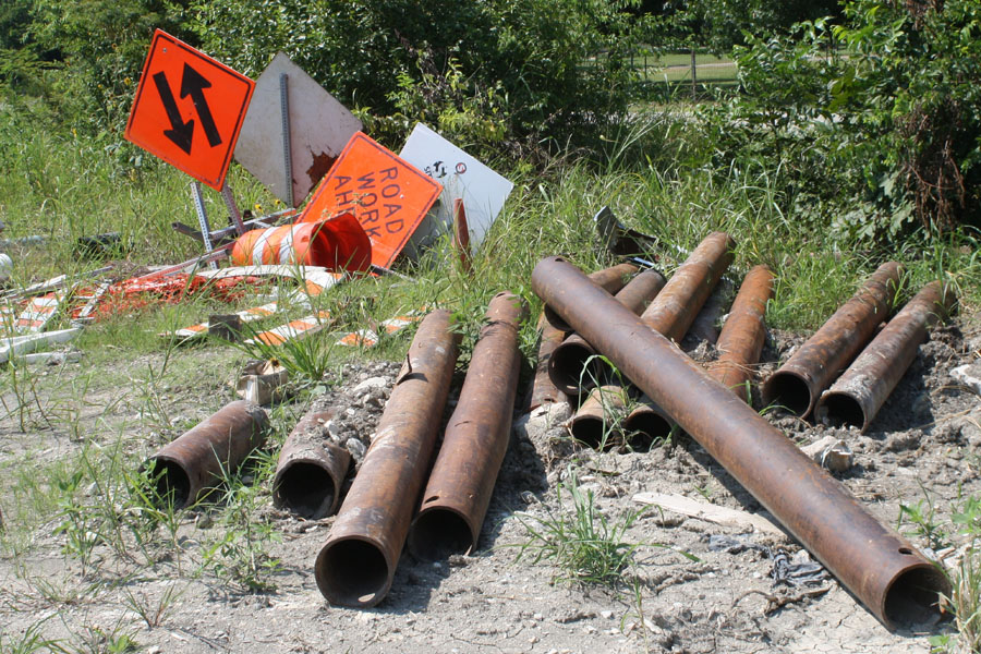 Sewer line testing causes stink for city