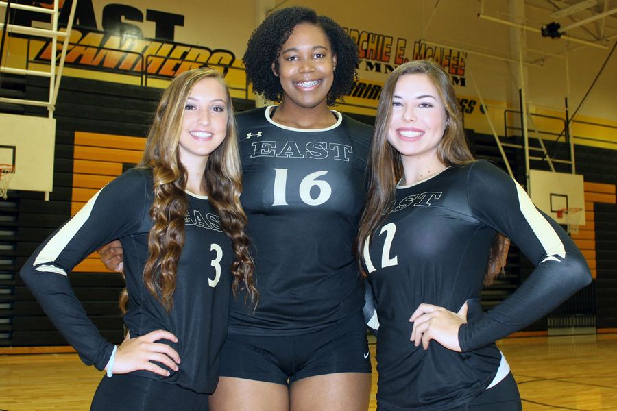 Plano East trio preps for season, college careers