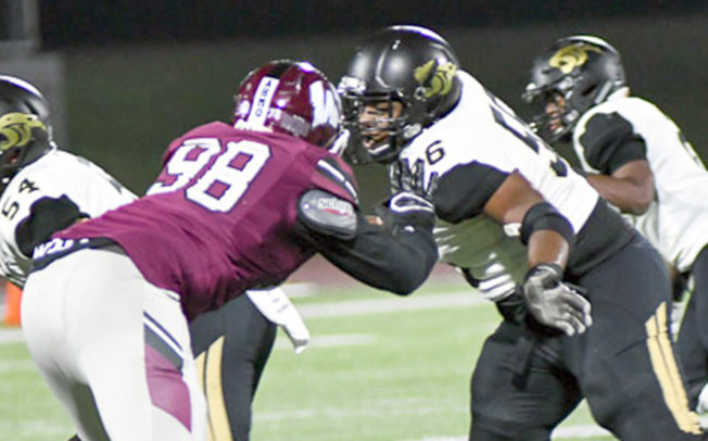 Panthers hold off Pirates during district opener