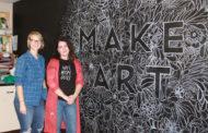 Inspiring creativity in the community