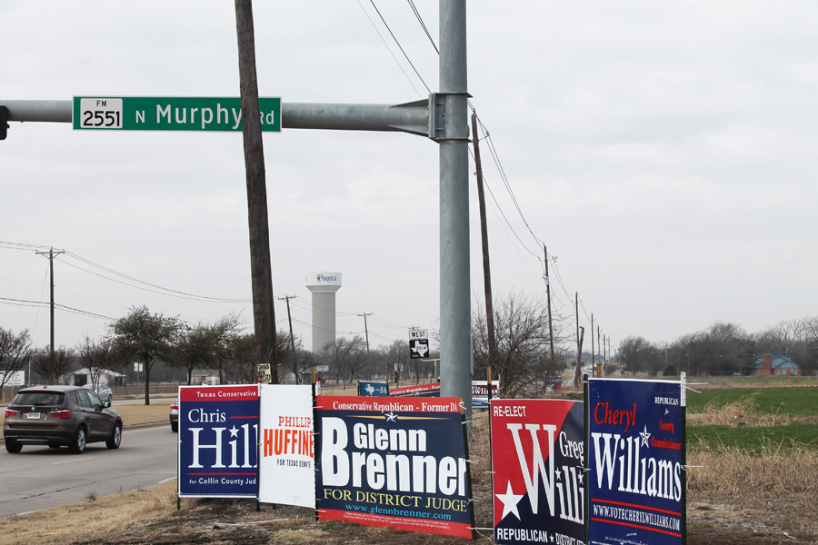 Early voting starts February 20 | Murphy Monitor