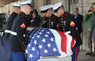Video: World War 2 veteran's remains returned to his family