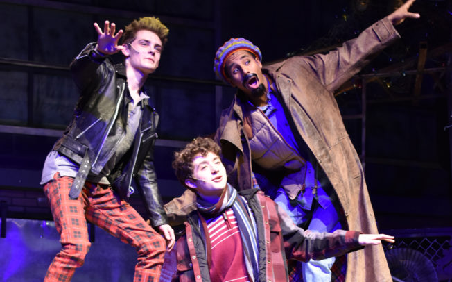 Plano East theatre named finalist for DSM awards