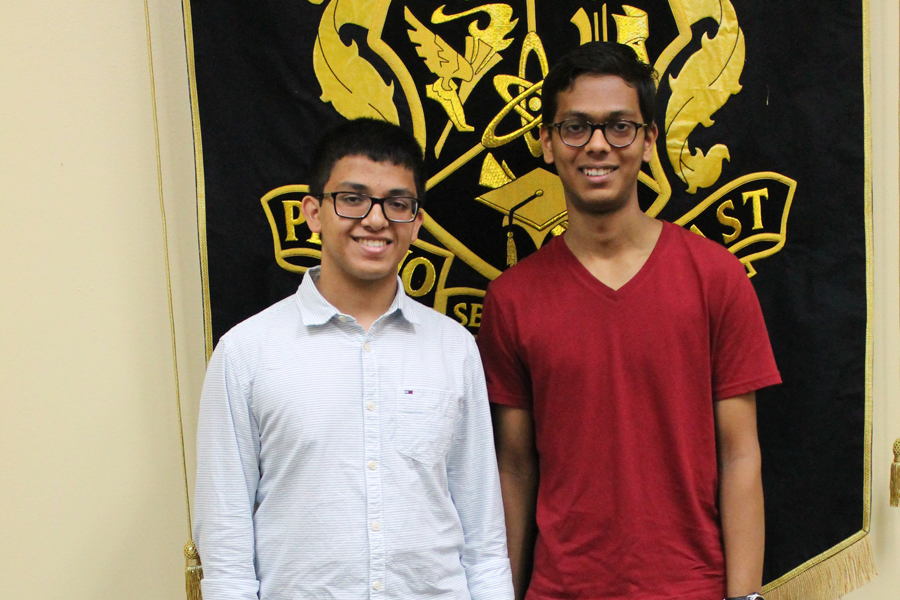 PESH announces top two graduates