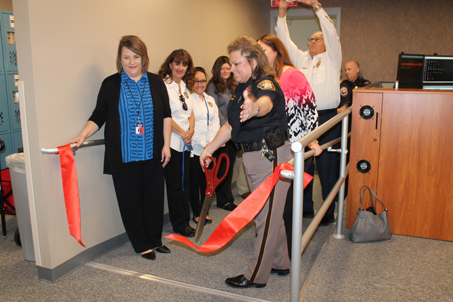 County 911 Call Center opened