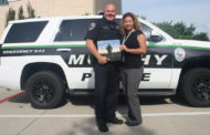 Murphy police officers featured in book