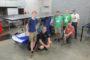 Wylie East High School solar car team racing to California