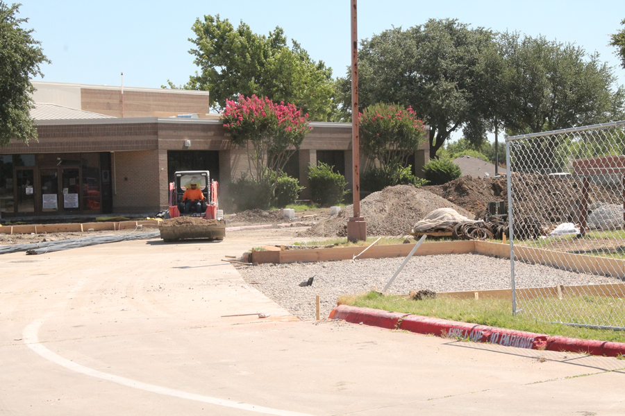 WISD maintenance kicks into high gear