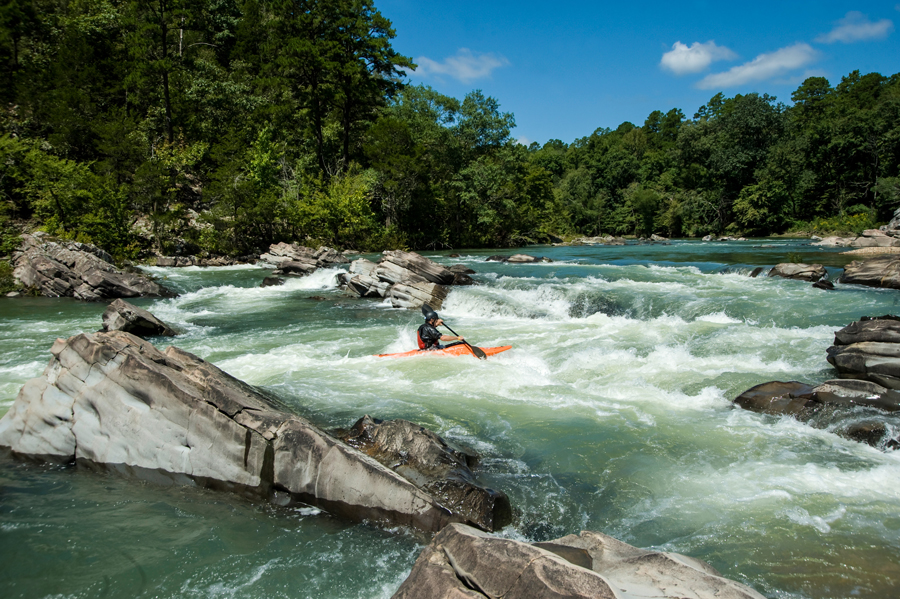 Visit state parks in the 'natural state' this summer