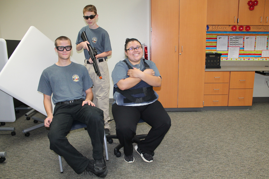 Police department conducts youth police academy