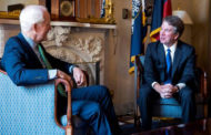 U.S. Senator John Cornyn meets with Judge Brett Kavanaugh