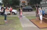 First day school enrollments tallied
