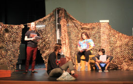 Wylie East theatre leaves lasting impact