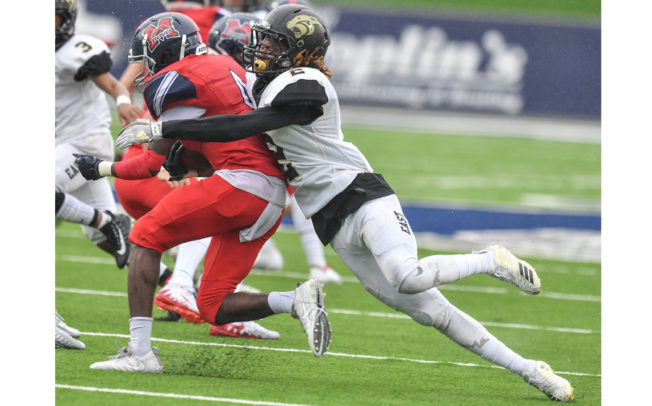 Panthers atone for last season's defeat in 6-6A