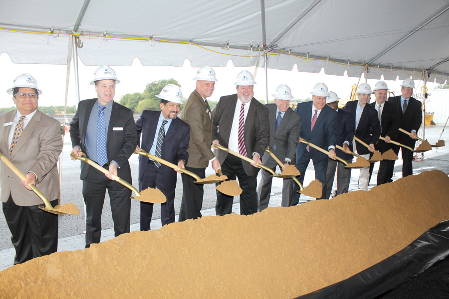 Collin College breaks ground