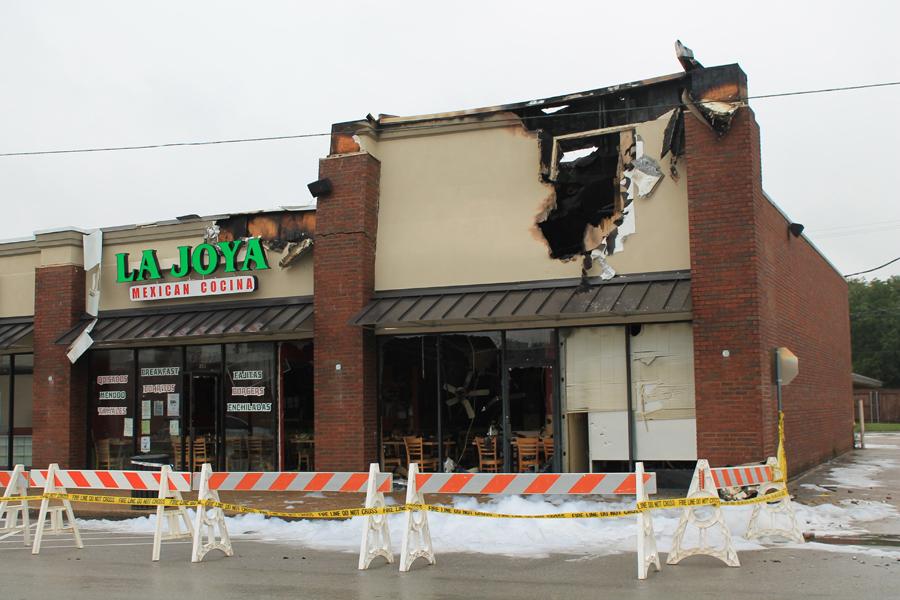 Video: La Joya destroyed; Boo on Ballard still planned
