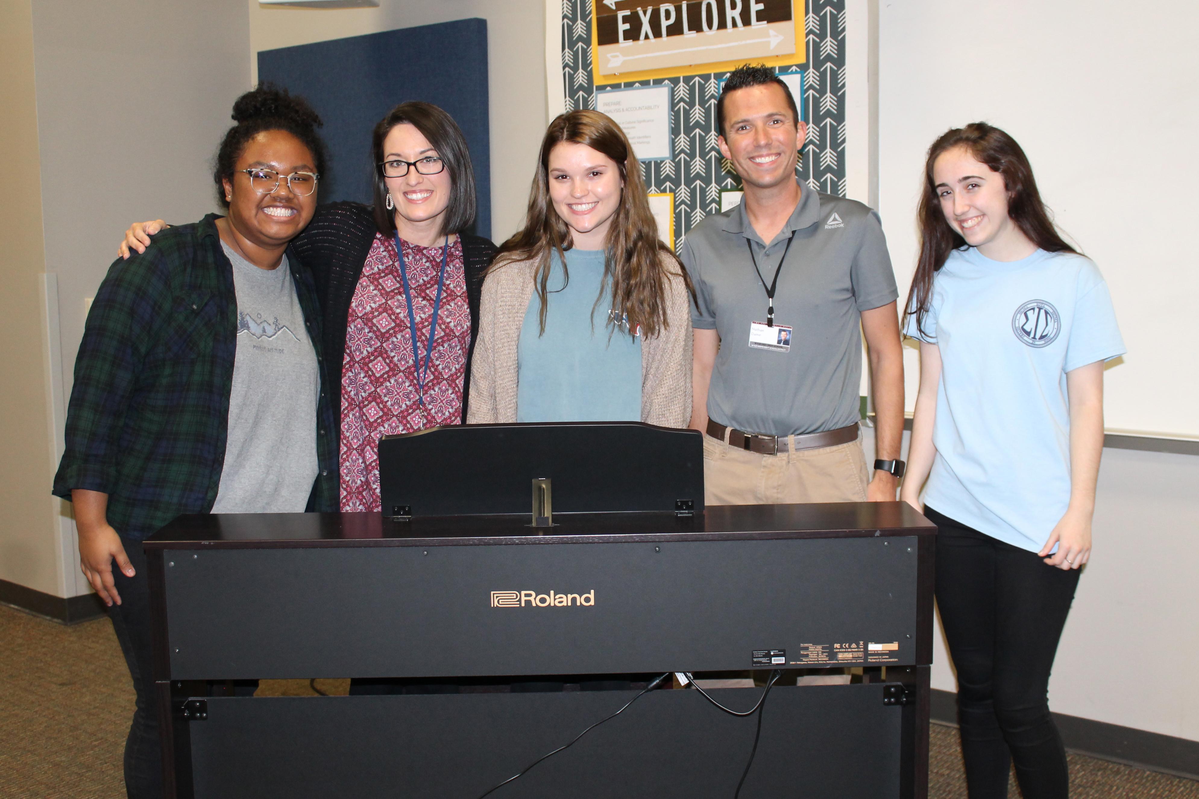 Choir program teaches more than music to students