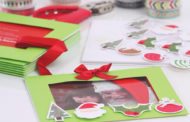 Creative ways to reuse Christmas cards