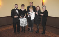 Chamber hosts awards banquet