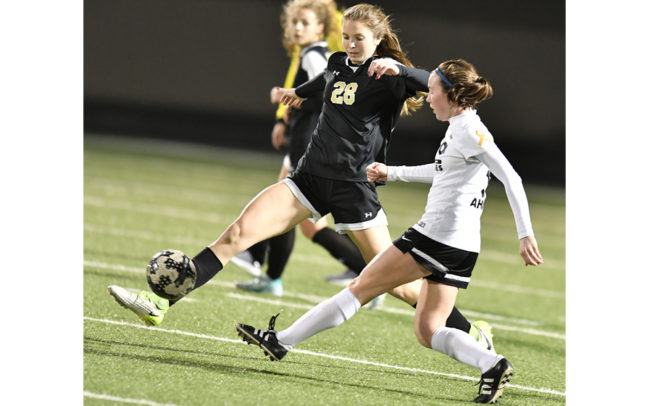 Lady Panthers pounce on wins