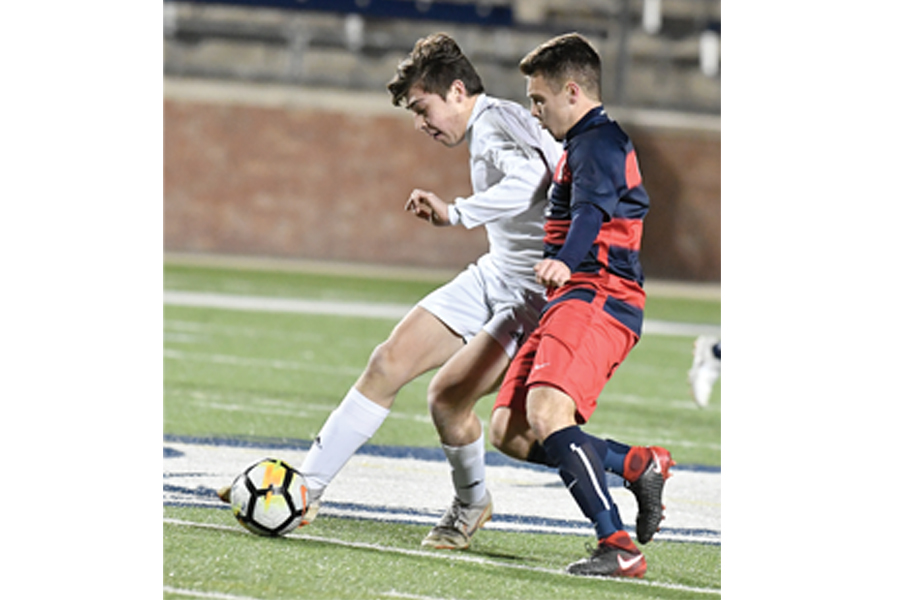 Panthers drop district matches