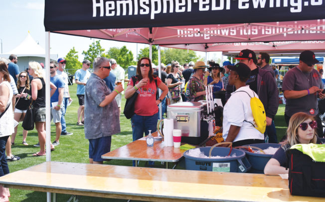 Craft beer, music, car show on tap in two weeks