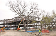Construction remains on schedule