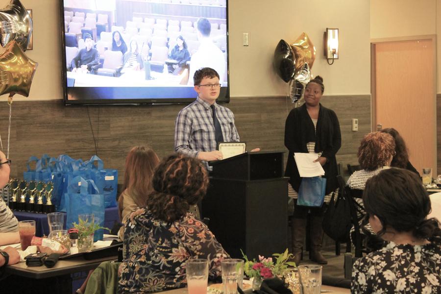 Officials celebrate teen attorneys