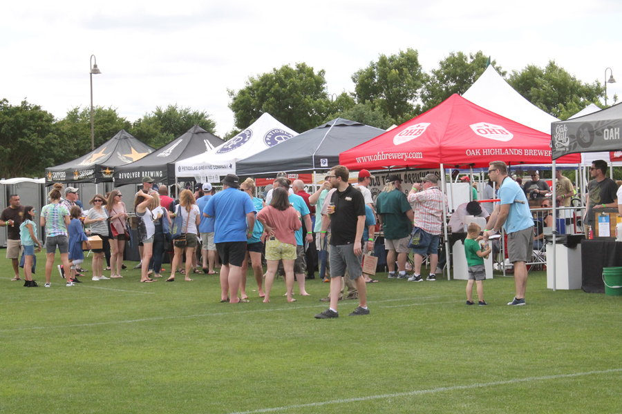 Craft beer event wraps up fourth year