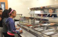 Lunch programs provide regular meals