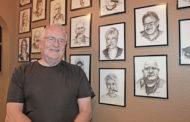 Talent takes artist through rewarding career