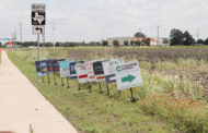 Ordinance passes for temporary signs